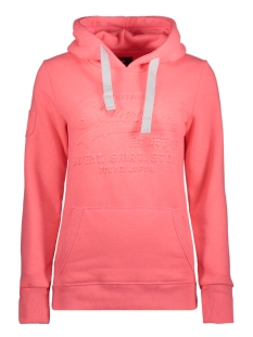 Superdry Sweater G20014SP MJN (Fluro Pink Marl)