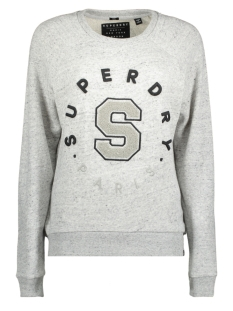Superdry Sweater G20016PP HEY (Grey Marl Nep)