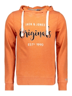 Jack & Jones Sweater JORORLA SWEAT MIX PACK 12132540 Dusty Orange