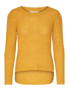 Only Trui onlGEENA XO L/S PULLOVER KNT NOOS 15113356 Golden Yellow