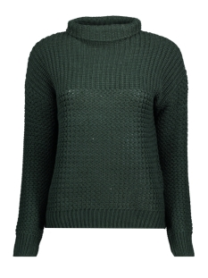 Noisy may Trui NMASHLEY L/S HIGH NECK KNIT 5 27003101 Pine Grove