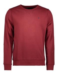 Haze & Finn Sweater MU100404 AUBERGINE