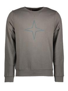 Haze & Finn Sweater MU100401 ESPRESSO