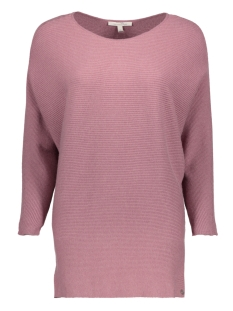 Tom Tailor Trui spongee ottoman pullover Knit 3055432.09.71 5578