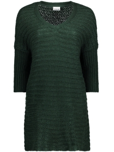 Noisy may Trui NMSAGA VERA L/S V-NECK KNIT 4B 27002450 Pine Grove