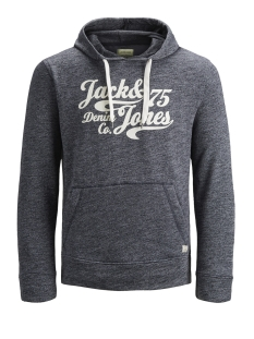 Jack & Jones Sweater JJEPANTHER SWEAT HOOD NOOS 12141011 Navy Blazer/REG FIT