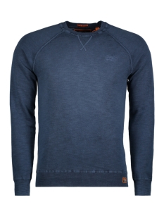 Superdry Trui M61000AR Washed Dry Storm Navy