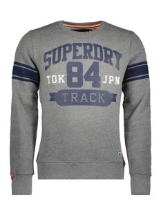 Superdry Sweater M20666NR Santa Monica Grey Marl