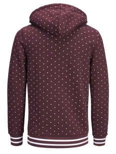 jorcolk sweat hood 12148330 jack & jones sweater port royale