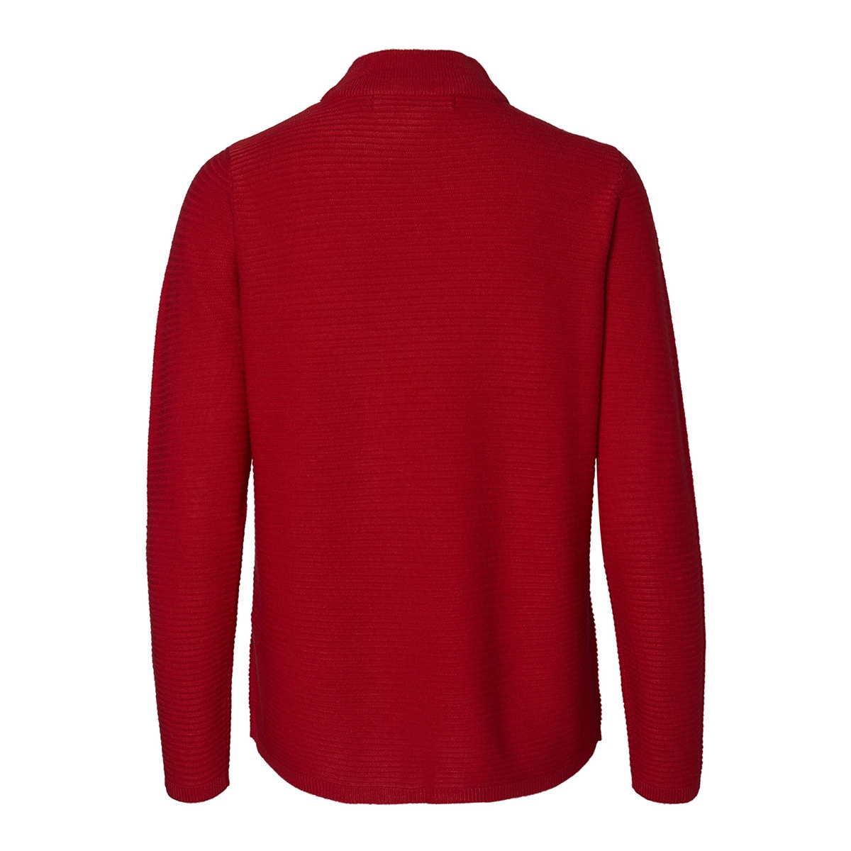 vmbobbie ls highneck blouse color 10208398 vero moda trui chines red