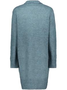 odette woolmix cardigan sylver vest 725 dark smoke