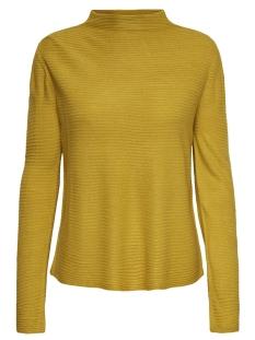 Jacqueline de Yong Trui JDYMATHISON L/S HIGH NECK PULLOVER 15154637 Golden Spice