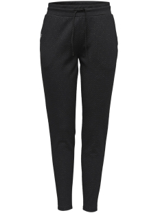 onpregina glitter slim sweat pants 15154989 only play sport broek black/w. glitter