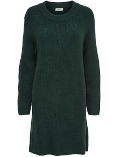 Jacqueline de Yong Jurk JDYSUGAR L/S DRESS KNT HNN 15158313 Ponderosa/Pine/MELANGE