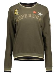 Superdry Sweater G20001SR DUSTY KHAKI