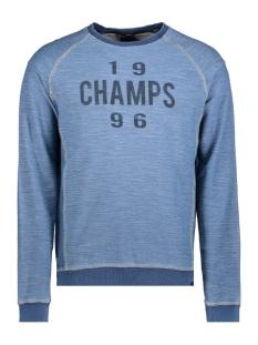 Twinlife Sweater MSW 851412 6550 REAL INDIGO