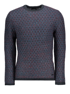 Only & Sons Trui onsDOC 3 CREW NECK KNIT NOOS 22004485 Legion Blue