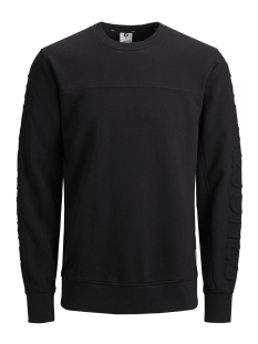 Jack & Jones Sweater JCOCOLE SWEAT CREW NECK 12147064 Black/JACK&JONES