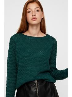 vmami surf ls boatneck blouse 10203603 vero moda trui ponderosa pine