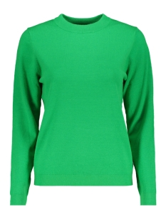 Only Trui onlELINA L/S O-NECK PULLOVER KNT 15166651 Bright Green