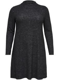 carINDIA L/S DRESS 15169656 Dark Grey Melange