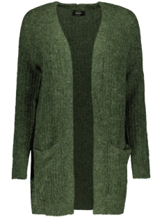 Only Vest onlVEGA L/S CARDIGAN KNT 15160729 Hunter Green