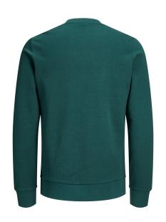 jorkritterxmas sweat crew neck 12143339 jack & jones sweater deep teal/slim