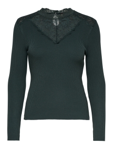 Only Trui onlILARIA L/S PULLOVER KNT 15165532 Green Gables/W DTM LAC