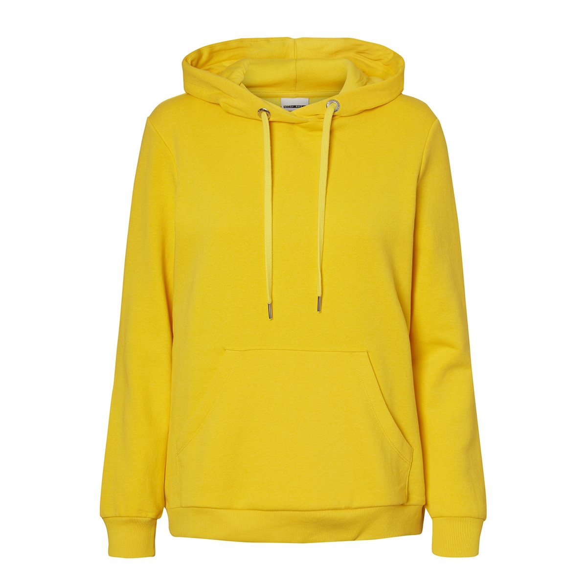 nmper l/s hoodie x1 27006355 noisy may sweater lemon chrome