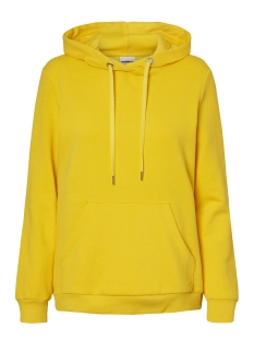 Noisy may sweater NMPER L/S HOODIE X1 27006355 Lemon Chrome
