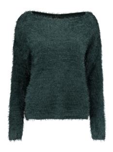 onlgaia l/s plain pullover knt 15164432 only trui green gables