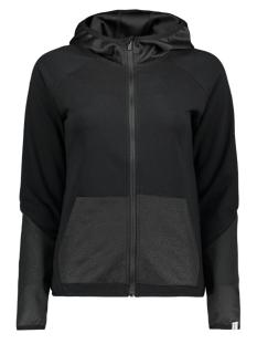 Only Play Sport vest onpSTELLA SWEAT HOOD 15159558 Black