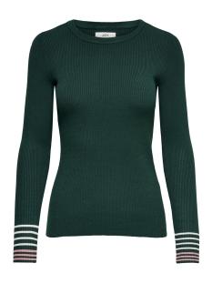 jdytracy l/s pullover knt exp 15168696 jacqueline de yong trui ponderosa pine/cloud danc