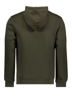 jcologan sweat hood 12143100 jack & jones sweater rosin/scan artwork