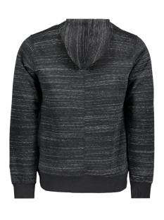 jcojaso sweat hood - camp 12143050 jack & jones sweater black
