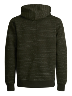 jcojaso sweat hood - camp 12143050 jack & jones sweater rosin
