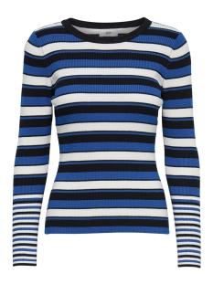 Jacqueline de Yong Trui JDYADRIAN L/S O-NECK PULLOVER KNT E 15168595 Classic Blue