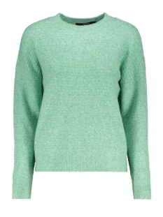 Vero Moda Trui VMDOFFY STRUCTURE LS BLOUSE BOO 10206517 Holly Green/MELANGE