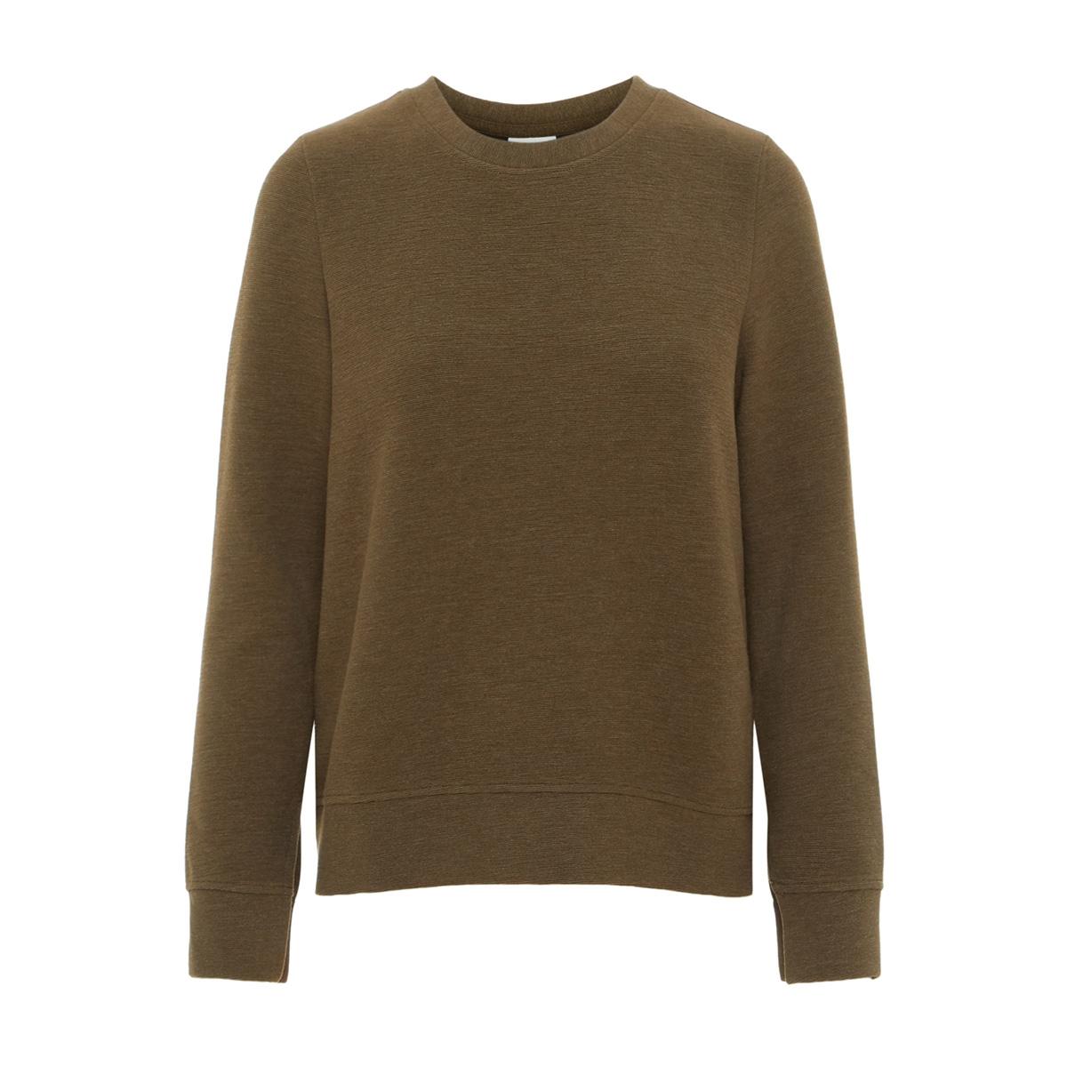 nmnera l/s sweat 8b 27005479 noisy may sweater olive night