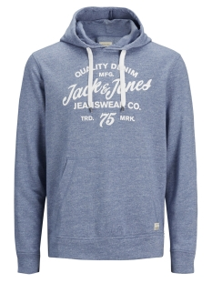 Jack & Jones sweater JJEPANTHER SWEAT HOOD NOOS 12141011 Infinity/REG FIT
