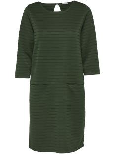 Jacqueline de Yong Jurk JDYSOMILA 3/4 DRESS SWT 15163754 Duffel Bag