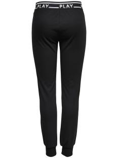 onpluna slim sweat pants prs 15160052 only play sport broek black