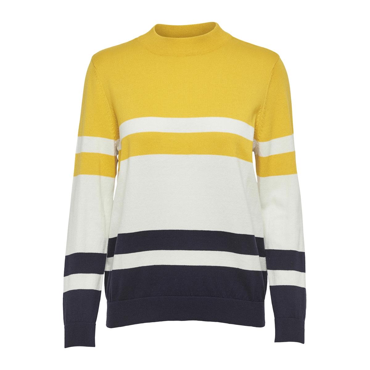 onlrosemarie l/s pullover knt 15168922 only trui solar power/w.cloud d