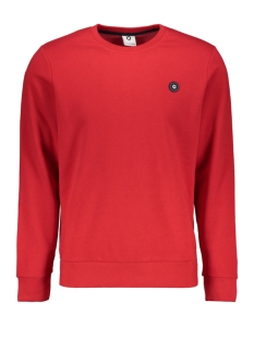 Jack & Jones sweater JCOANDRES SWEAT CREW NECK 12150004 Tango Red