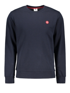 Jack & Jones sweater JCOANDRES SWEAT CREW NECK 12150004 Sky Captain