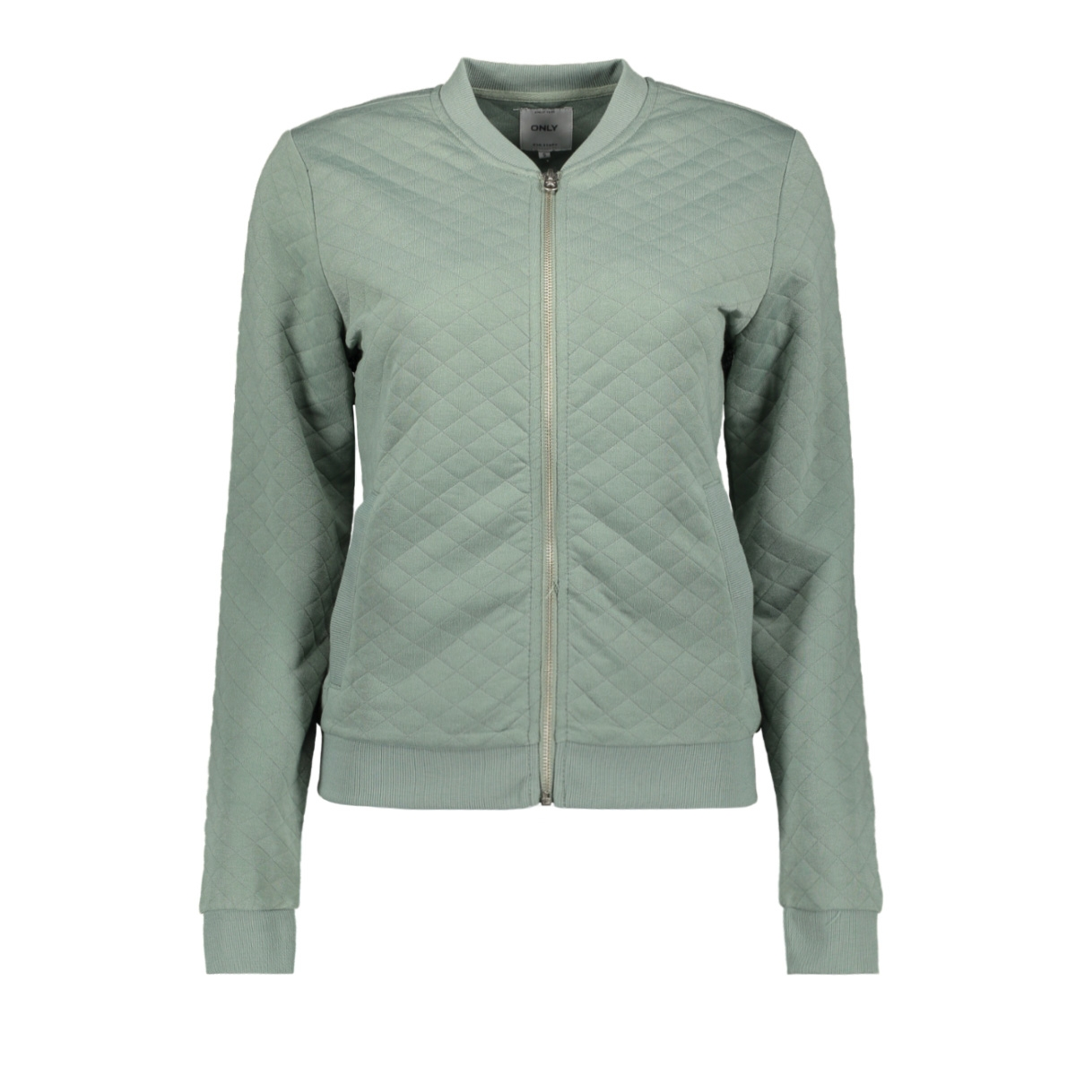 onljoyce ls bomber noos 15131550 only vest chinois green