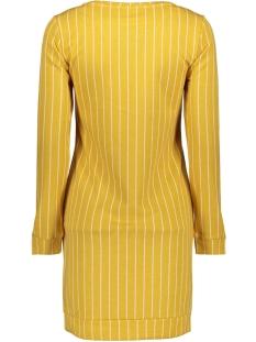 onlanemone ls dress print box swt 15172968 only jurk mango mojito/white