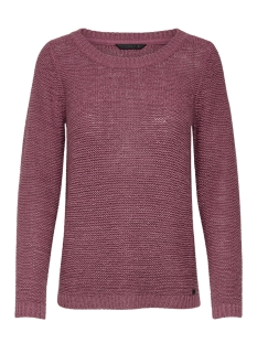 Only Trui onlGEENA XO L/S PULLOVER KNT NOOS 15113356 Rose Wine