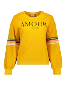 Only sweater onlDAISY LS O-NECK SWT 15172993 Mango Mojito/AMOUR