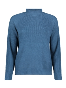 Only Trui onlRONJA L/S HIGHNECK PULLOVER KNT 15170671 Gibraltar Sea